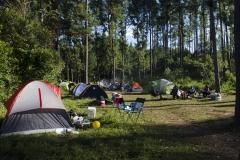 CFP - Gira Enero: Camping en La Yeguada