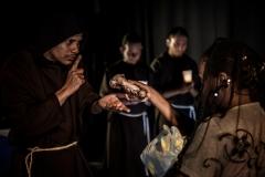 Escena 05 - María Chismosa