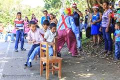 Fiesta de Navidad en Soná